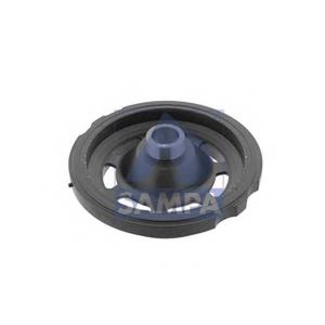 SAMPA 201.234 Belt pulley, crankshaft