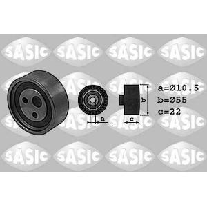 SASIC 1704001 Натяжной ролик, ремень ГРМ