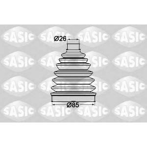 SASIC 1904021 Пыльник шруса