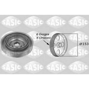 SASIC 2150003 Ременный шкив, коленчатый вал