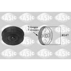 SASIC 2154005 Ременный шкив, коленчатый вал