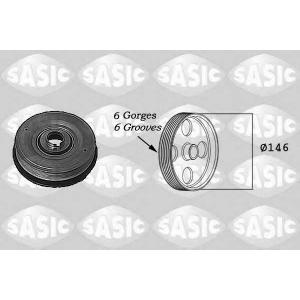 SASIC 2154013 Ременный шкив, коленчатый вал