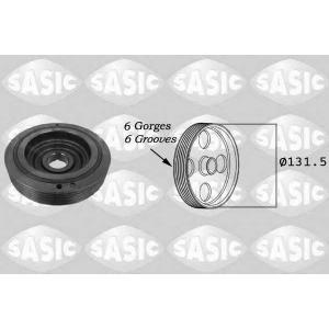 SASIC 9001814 Ременный шкив, коленчатый вал