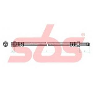 SBS 1330.853356 Тормозной шланг