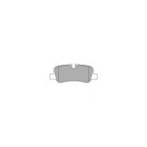SIMER 1013 АКЦІЯ!!! Гальмівні колодки дисковi Land Rover Discovery/Range Rover/Range Rover Sport 02-