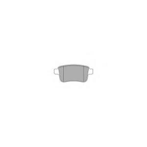 SIMER 1019 АКЦІЯ!!! Гальмівні колодки дисковi Renault 2008-