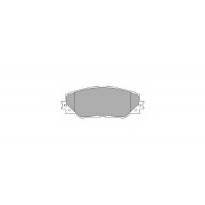 SIMER 1033 АКЦІЯ!!! Гальмівні колодки дисковi Toyota RAV 4 06-