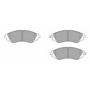 SIMER 744 АКЦІЯ!!! Гальмівні колодки дискові CHEVROLET (GM) - DAEWOO Rezzo/Tacuma/Nubira/Rezzo/Tacuma/Tacuma V