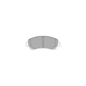 SIMER 991 АКЦІЯ!!! Гальмівні колодки дискові Nissan Qashqai X-Trail II 07--> Renault Koleos 08-->