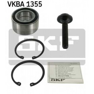 Комплект подшипника ступицы колеса vkba1355 skf - AUDI 80 (89, 89Q, 8A, B3) седан 1.6