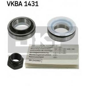 SKF VKBA 1431 Підшипник ступиці перед. Ford Fiesta 89-/Escort 1,6 90-