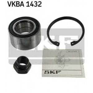 SKF VKBA1432 Підшипник ступиці, комплект FORD Escort/Fiesta/Ka/Orion/Puma \F \1,3/1,8L \89>>