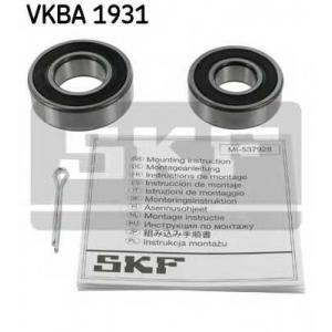 SKF VKBA1931 Комплект подшипника ступицы колеса