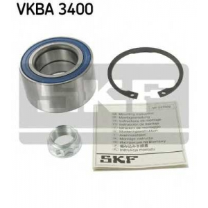 SKF VKBA 3400 Комплект подшипника ступицы колеса