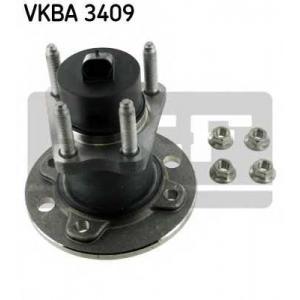 SKF VKBA 3409 Комплект подшипника ступицы колеса SKF
