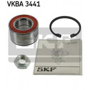 SKF VKBA3441 Підшипник ступиці, комплект SKODA/VW Caddy \F \1,3/1,9L \89-02