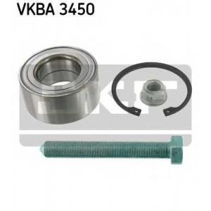 Комплект подшипника ступицы колеса vkba3450 skf - VW SHARAN (7M8, 7M9, 7M6) вэн 1.9 TDI