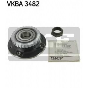 SKF VKBA3482 Комплект подшипника ступицы колеса