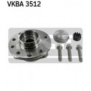 Комплект подшипника ступицы колеса vkba3512 skf - OPEL ASTRA G Наклонная задняя часть (F48_, F08_) Наклонная задняя часть 2.0 16V