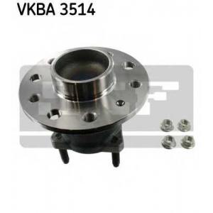 Комплект подшипника ступицы колеса vkba3514 skf - OPEL ASTRA G Наклонная задняя часть (F48_, F08_) Наклонная задняя часть 2.0 16V