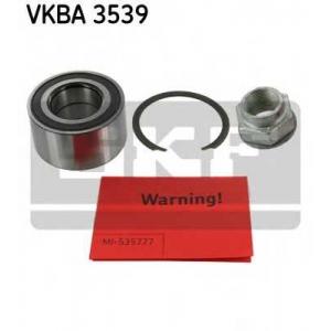 Комплект подшипника ступицы колеса vkba3539 skf - FIAT PANDA (169) Наклонная задняя часть 1.4 Bi-Power / Natural Power