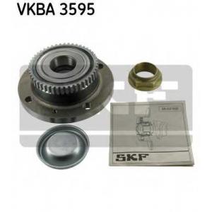 SKF VKBA 3595 SKF CITROEN Подшипник ступицы задн.  BERLINGO 96- ABS
