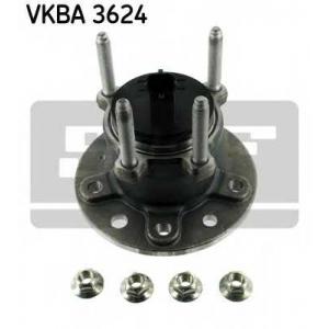 SKF VKBA 3624 Подшипник ступицы колеса, к-кт.