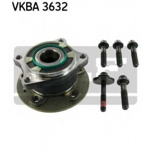 SKF VKBA3632 Підшипник колеса,комплект