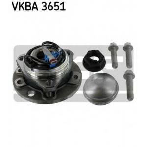 Комплект подшипника ступицы колеса vkba3651 skf - OPEL ASTRA H универсал универсал 1.6 LPG