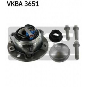 SKF VKBA 3651 Подшипник ступицы колеса, к-кт.