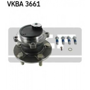SKF VKBA 3661 Комплект подшипника ступицы колеса SKF