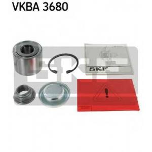 SKF VKBA3680 Підшипник колеса,комплект
