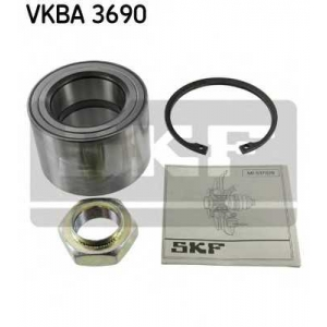 SKF VKBA3690 Підшипник колеса,комплект