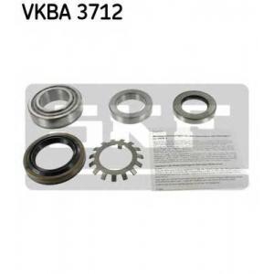 SKF VKBA3712 Комплект подшипника ступицы колеса