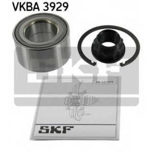 SKF VKBA3929 Підшипник ступиці, комплект TOYOTA Echo/Yaris \F \1,0/1,5L \99-08