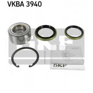SKF VKBA3940 Підшипник ступиці, комплект MITSUBISHI Colt/Lancer/Pajero Pinin \F \1,3/1,8L \92-07