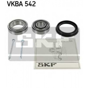 SKF VKBA 542 Подшипник ступицы колеса, к-кт.