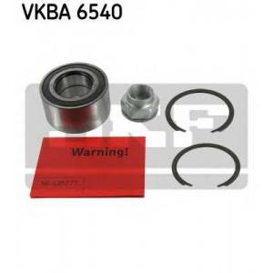 SKF VKBA6540 Комплект подшипника ступицы колеса SKF