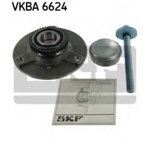 SKF VKBA6624 Підшипник ступиці, комплект SMART Cabrio/City-Coupe/Crossblade/Fortwo/Roadster \F \0,6/0,8L \98-07