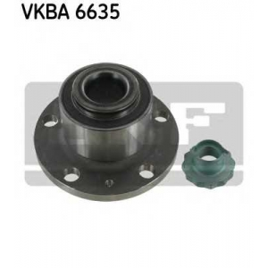 SKF VKBA 6635 Подшипник ступицы колеса, к-кт.