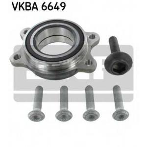 SKF VKBA6649 Підшипник колеса,комплект