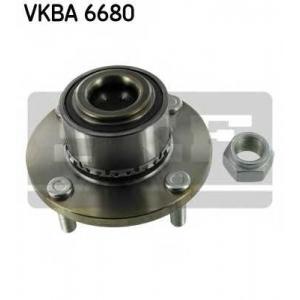 SKF VKBA6680 Підшипник колеса,комплект