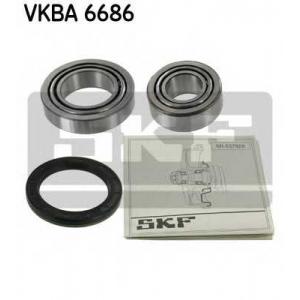 SKF VKBA 6686 Подш. ступицы MERCEDES-BENZ (пр-во SKF)