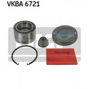 SKF VKBA6721 Комплект подшипника ступицы колеса SKF