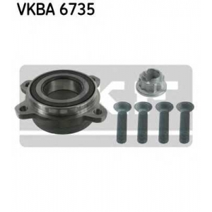 SKF VKBA6735 Комплект подшипников колеса