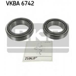 SKF VKBA6742 Підшипник колеса,комплект