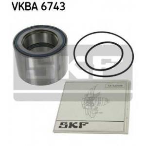 SKF VKBA6743 Підшипник колеса,комплект