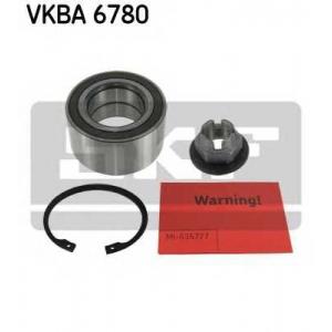 SKF VKBA6780 Підшипник колеса,комплект