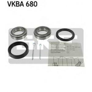 SKF VKBA680 Hub bearing kit