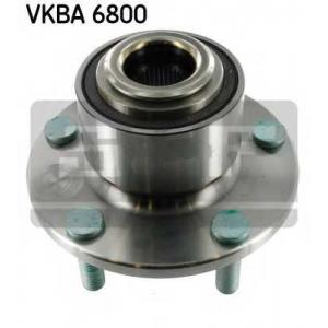 SKF VKBA6800 Підшипник ступиці, комплект MAZDA 3 \F \1,4/2,0L \03>>